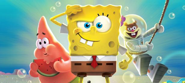 Checa el gameplay de <em>SpongeBob SquarePants: Battle for Bikini Bottom – Rehydrated</em>