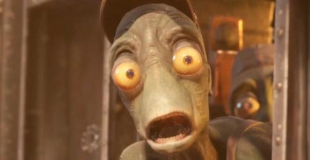 <em>Oddworld: Soulstorm</em> será exclusiva de Epic Games Store