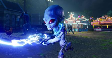 <em>Destroy All Humans!</em> busca ser más que un simple remake