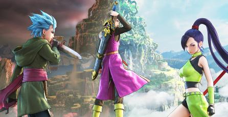 Ya puedes probar <em>Dragon Quest XI S</em> para Nintendo Switch