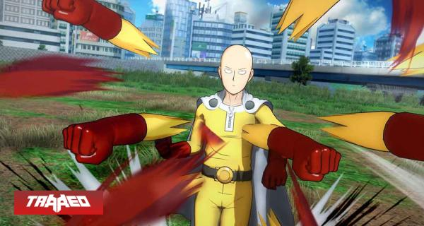 Aparece nuevo vídeo del juego One Punch Man: A Hero Nobody Knows