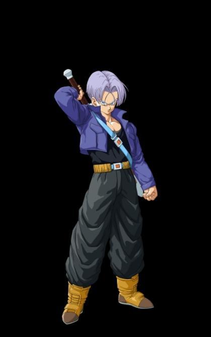 Así se ve Trunks del futuro en <em>Dragon Ball Z: Kakarot</em>