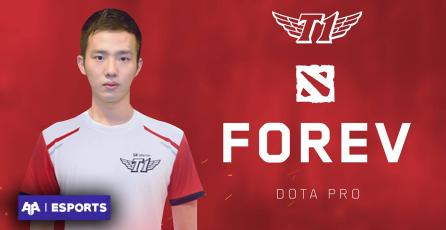 SK Telecom T1 anuncia su equipo profesional de DOTA 2