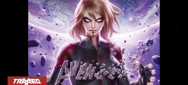 Una oscura Capitana Marvel buscará acabar con los Vengadores