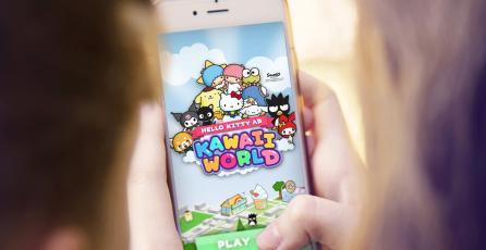 Tendrás que esperar un poco más para jugar <em>Hello Kitty: AR Kawaii World</em>