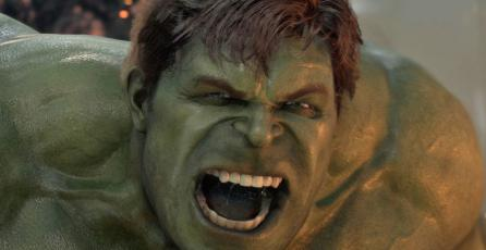 Crystal Dynamics mejorará la apariencia de los personajes en <em>Marvel's Avengers</em>
