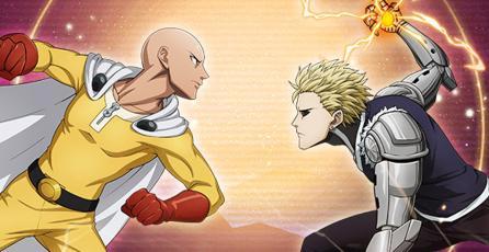 Ya puedes jugar un nuevo juego de <em>One Punch Man</em> gratis