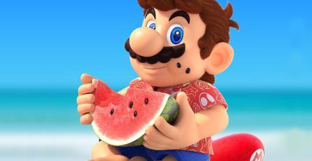 Fans creen que Nintendo insinúa el regreso <em>Super Mario Sunshine</em>