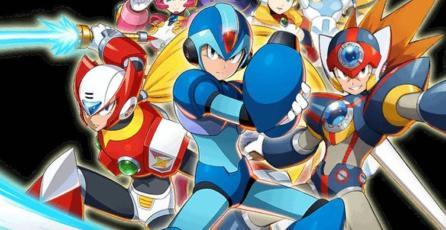 Así podrás probar <em>Mega Man X DiVE</em> antes de su lanzamiento