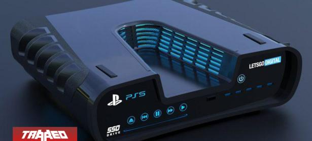 Este podría ser el diseño y especificaciones de la PlayStation 5