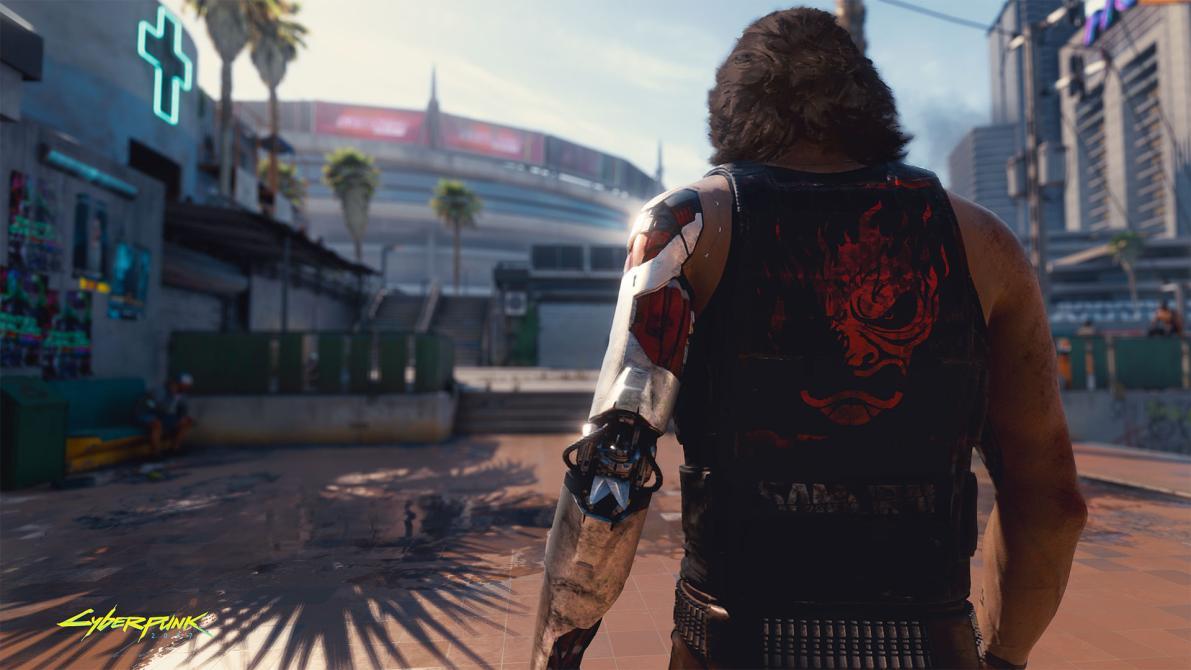 Aquí están las nuevas capturas de <em>Cyberpunk 2077</em>