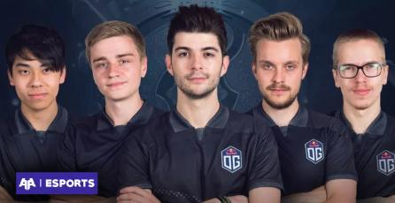 OG se queda con el bicampeonato en The international 2019