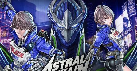 <em>Astral Chain</em>