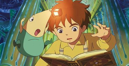 Ya sabemos cuanto pesará <em>Ni no Kuni: Wrath Of The White Witch</em> en Switch
