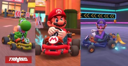 Mario Kart Tour llegará a dispositivos móviles el próximo 25 de septiembre
