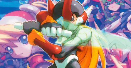 Trailer filtra <em>Mega Man Zero/ZX Legacy Collection</em> para PS4