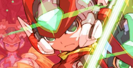 La colección de <em>Mega Man Z </em>ya es oficial y será multiplataforma