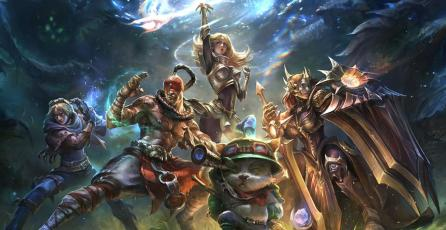 Filtran supuesto video de la versión para iPhone y Android de <em>League of Legends</em>