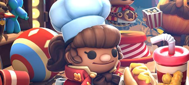 Anuncian el DLC <strong>Carnival of Chaos</strong> para <em>Overcooked! 2</em>
