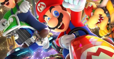 <em>Mario Kart 8 Deluxe</em> vuelve a la cima de ventas en Reino Unido