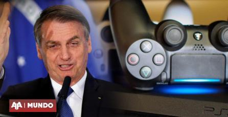 Critican a presidente de Brasil por anunciar baja de precio en PlayStation 4