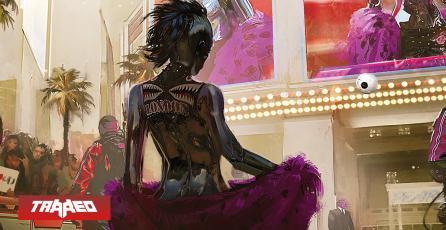 """Cyberpunk 2077 """"no te obligará a elegir tu género nunca más"""""""