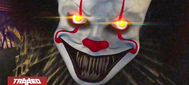 Fortnite llevaría el terror de Pennywise con evento de IT: Capítulo dos