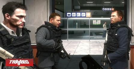 Misión de atentado contra civiles dividió a los creadores de Modern Warfare 2