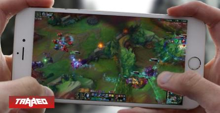 Así sería el primer vídeo del port de League of Legends para Smartphones