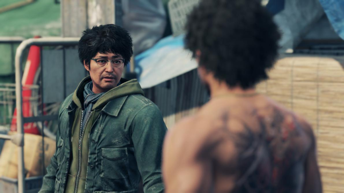 Checa las primeras capturas de <em>Yakuza 7</em>
