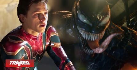 Cameo de Tom Holland habría sido eliminado de Venom previo a su estreno