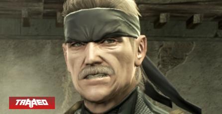 Metal Gear Solid 4 se puede jugar en 4K y 60 FPS en PC gracias a emulador
