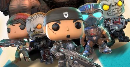 Te sorprenderá el número de jugadores que tiene <em>Gears POP!</em>