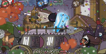 <em>Castle Crashers Remastered</em> ya tiene fecha de llegada a Switch