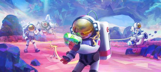 <em>Astroneer</em> se prepara para aterrizar en PlayStation 4