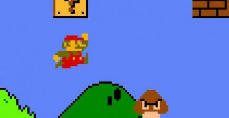 Profesor sorprende a sus alumnos con una decoración de <em>Super Mario Bros.</em>
