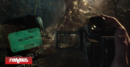 A temblar: Blair Witch ya aterrizó a Steam y consolas