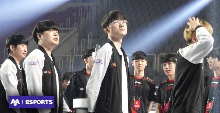 SKT recupera su trono en League of Legends como el campeón de la LCK