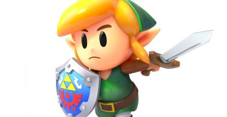 Revelan la retadora función del amiibo de <em>Zelda: Link's Awakening</em> para Switch