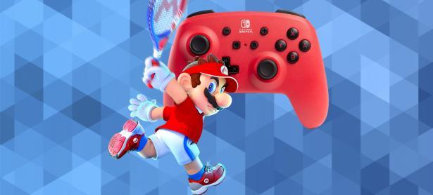 Ofertas de la semana: <em>Mario Tennis Aces</em>, control PowerA para Switch y bundle PS4