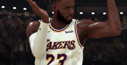 <em>NBA 2K20</em> podría ver afectada su clasificación por usar contenido de apuestas