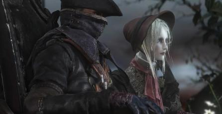 El Maestro Willem era un jefe en una versión temprana de <em>Bloodborne</em>