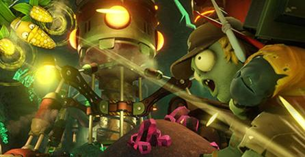 ¡<em>Plants vs. Zombies Battle for Neighborville</em> se presentará mañana!
