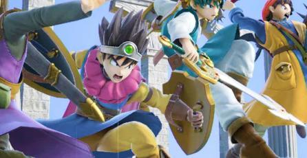 Devs de <em>Dragon Quest</em> hablan sobre el poder de Hero en <em>Smash Bros. Ultimate</em>
