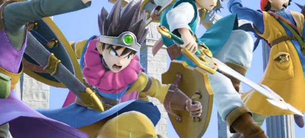 Devs de <em>Dragon Quest</em> hablan sobre el poder de Hero en <em>Smash Bros. Ultimate</em>