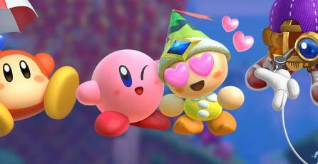 Un nuevo proyecto de <em>Kirby</em> ya está en desarrollo