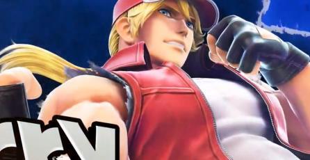 El legendario Terry Bogard se unirá a <em>Super Smash Bros. Ultimate</em>