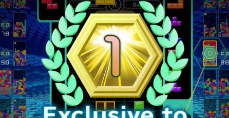 Mucho contenido gratuito se aproxima a <em>Tetris 99</em>
