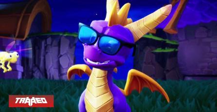 Está aquí: Spyro Reignited Trilogy aterrizó oficialmente a Steam