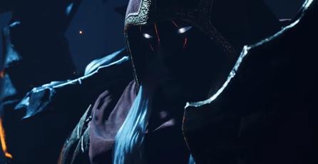 Conoce a War, uno de los jinetes protagonistas de <em>Darksiders Genesis</em>